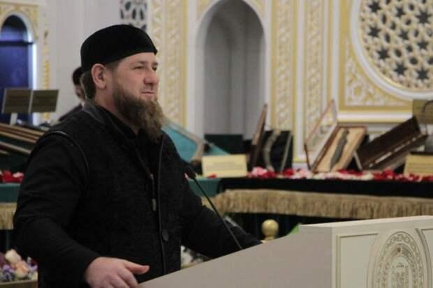 Кадыров заявил о готовности уйти в отставку