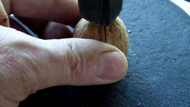 Лучший способ, как быстро чистить грецкие орехи