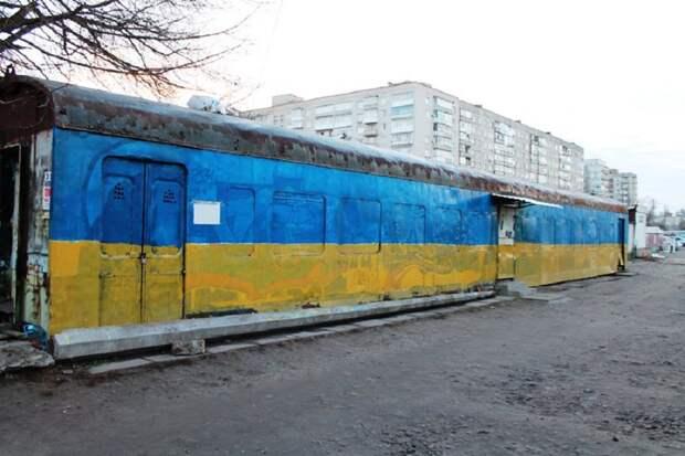 Нищая Украина не переварит Крым и Донбасс – киевский нацист