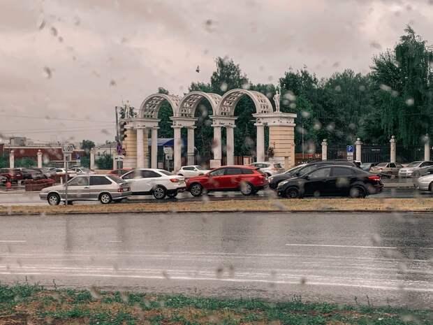 В четверг дожди вновь накроют Удмуртию