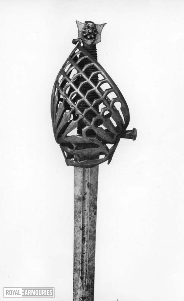 Палаш. Национальное оружие шотландца