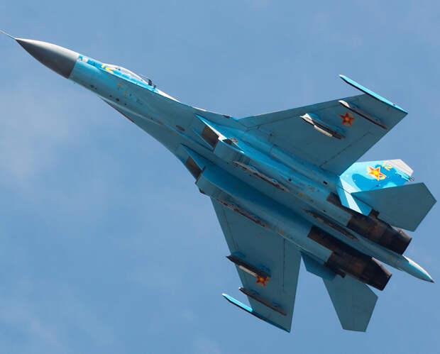 Российская авиация заставила дрожать американцев