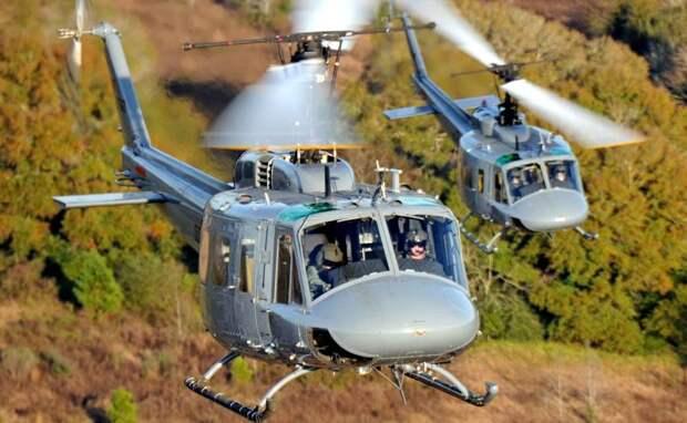Вертолет, да не тот: американцы лишили Киев мечты о сборке Bell UH-1