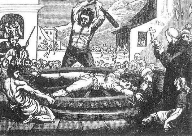 10 древних методов смертной казни, холодящих кровь