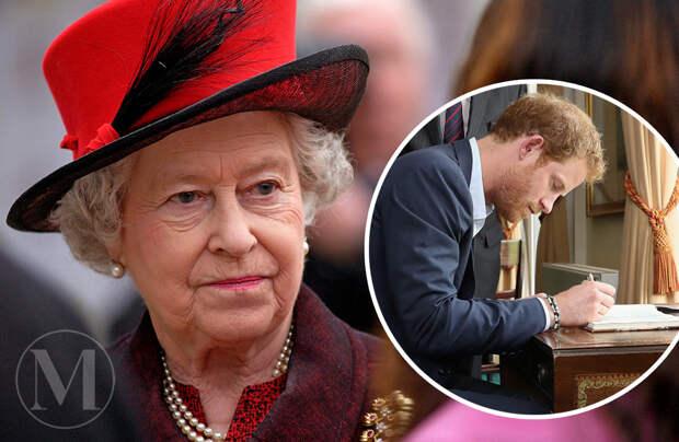 Букингемский дворец нарушил молчание из-за мемуаров принца Гарри