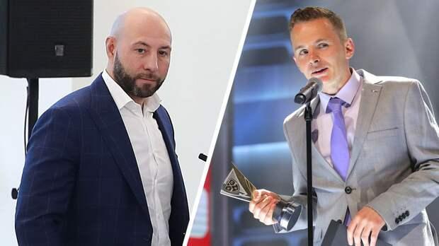 Сушинский лицемерно наезжает на бывшего журналиста Еронко. «А ты сам играл?» — худший вопрос в российском хоккее