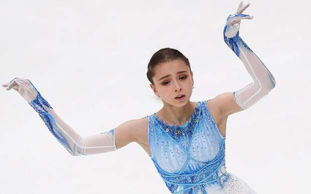 «Это действительно круто! Шторм на льду!» Победный прокат фигуристки Валиевой в короткой программе: видео
