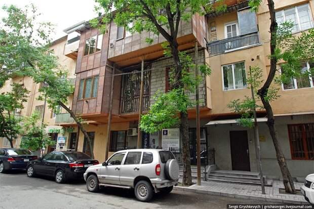 Yerevan12 Фотопрогулка по Еревану