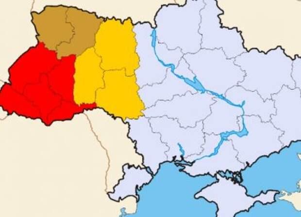 Самопровозглашенная «республика Украина»: На Львовщине и Ровенщине создают отдельное государство