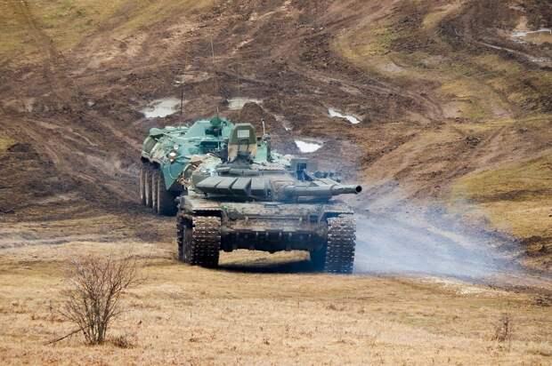 В Госдепе отреагировали на передислокацию российских войск
