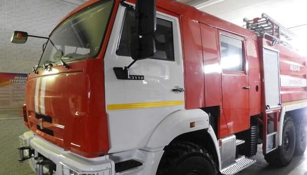 В Подмосковье погода способствовала нарастанию степени пожарной опасности