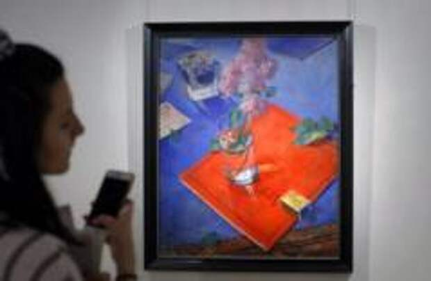 Картина Петрова-Водкина продана за $12 млн