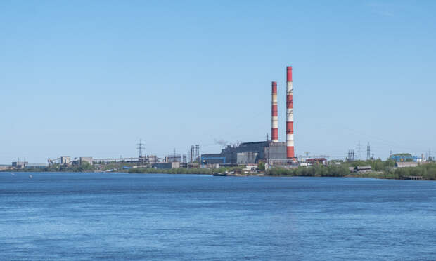 19 июня в Архангельске ясно и ветрено