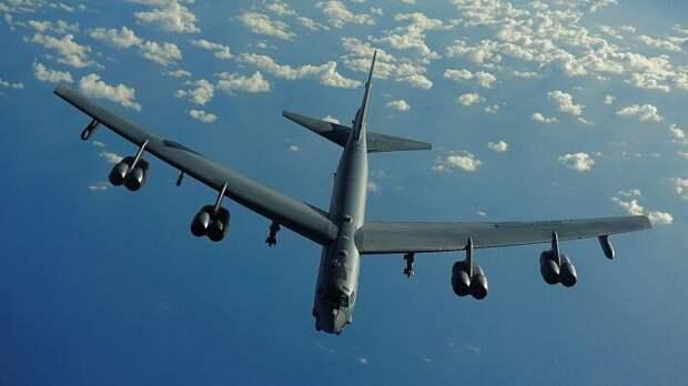 B-52 остается основным стратегическим бомбардировщиком ВВС США