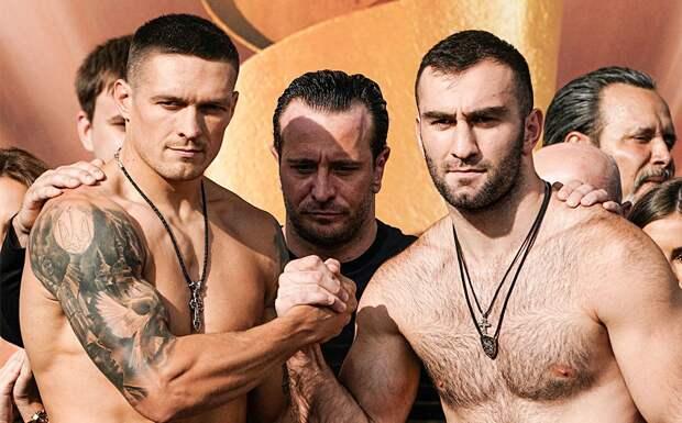 Гассиев: «Если с Усиком будет реванш, то это будет отличный бой»