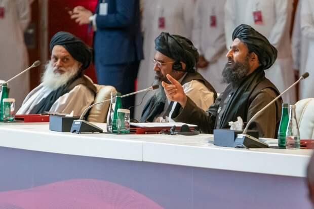 Помпео и Талибан