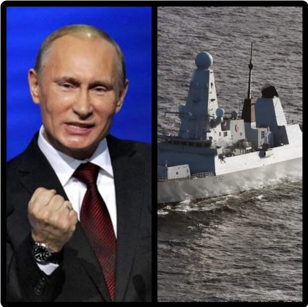 """СМИ Болгарии: """"Россия предупредила, что будет топить иностранные корабли за нарушение границы"""" Комментарии болгар"""
