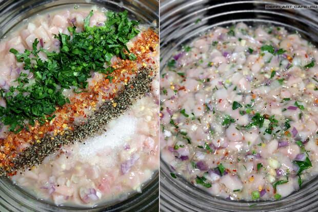 Рецепты по четвергам. Острые и пряные пельмени со сладким мясом