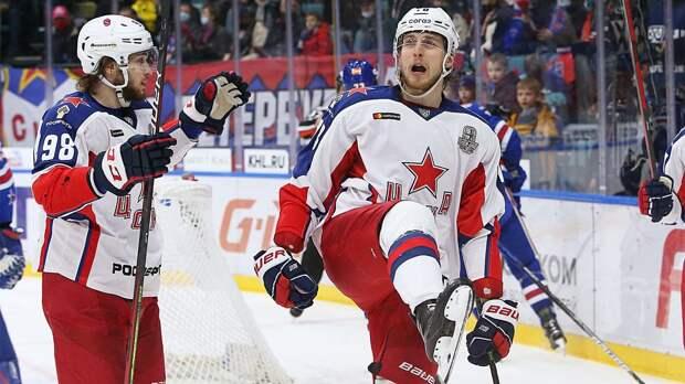 Кажется, этот состав ЦСКА больше не возьмет Кубок Гагарина. Окулов и Шалунов уже собрались в НХЛ