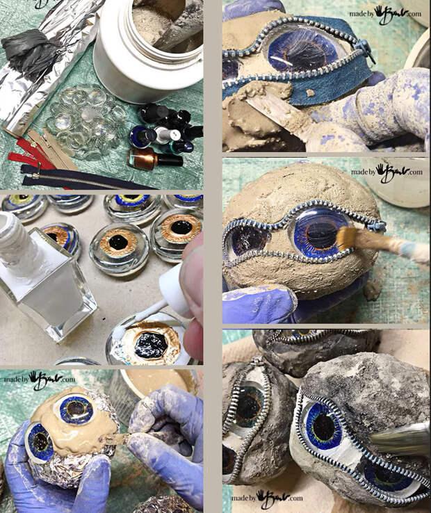 А в Рязани грибы с глазами