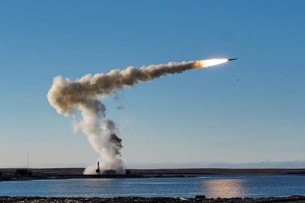 """Береговой ракетный комплекс """"Бастион"""". Источник изображения:"""