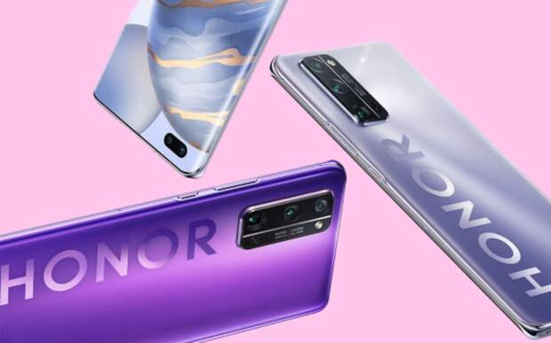 Независимый бренд Honor в январе представит свой первый смартфон V40