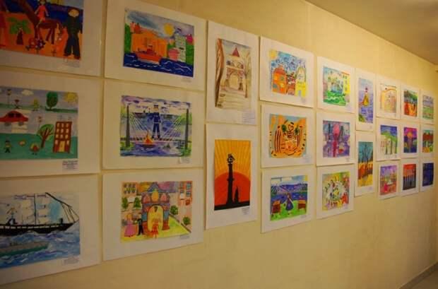 «Моя Москва»: в клубе на Бескудниковском бульваре ко Дню города откроется выставка детских работ