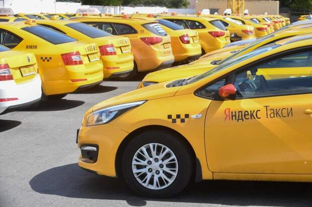 Таксисты взбунтовались против агрегаторов