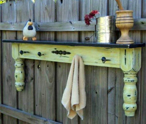17 примеров превращения ненужного хлама в полезные вещички для дома и сада