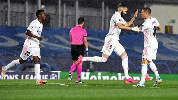 «Реал» победил «Осасуну» в 34-м туре Ла Лиги. Отставание от «Атлетико» — 2 очка