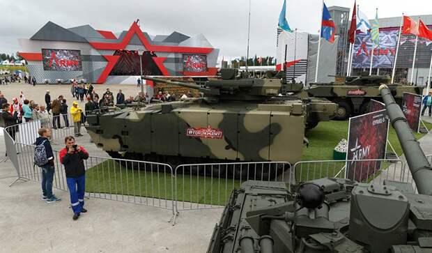На форуме «Армия-2018» было заявлено, что Россия направит на военное строительство 117 млрд рублей