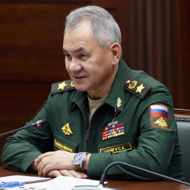 Служба безопасности Украины «обязала» Шойгу явиться в Мариуполь