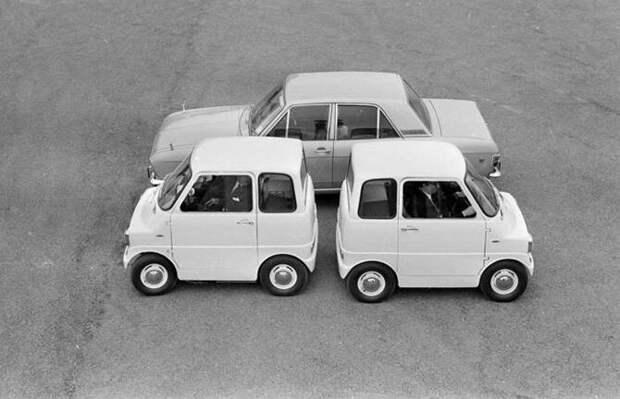 Ford Comutas авто, история, факты