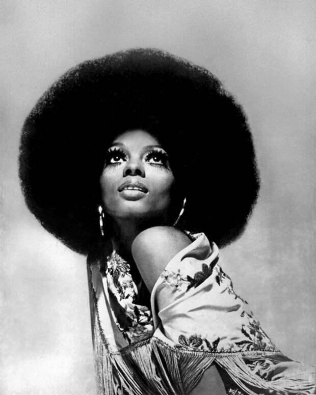 Знаменитая участница группы «The Supremes».
