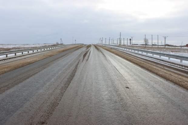 Еще один этап реконструкции дороги Костино – Камбарка завершили в Удмуртии