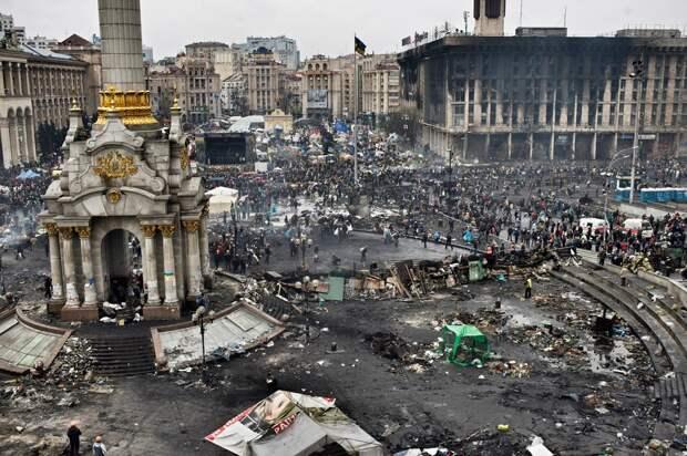 Переоценка событий прошлого: что дал Украине Евромайдан?