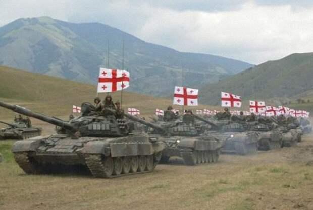 Пятидневная война 2008 года: зачем Грузия её начала