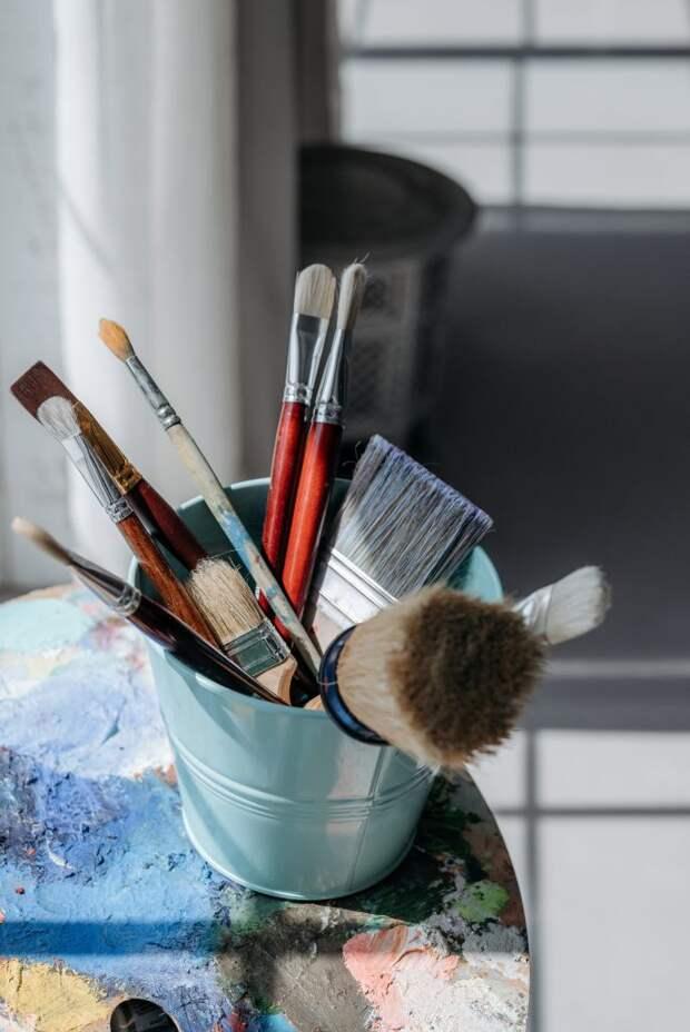 Мастер-класс по витражной живописи пройдет для жителей Куркина