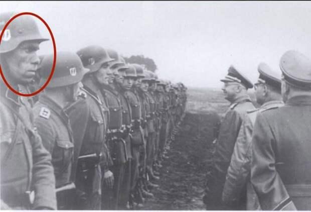 «Самого Гиммлера видел!»: вГалиции прославляют умершего эсэсовца