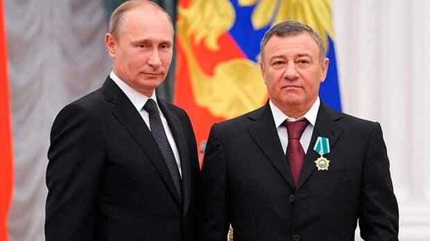 Награда нашла героя! Путин присвоил Аркадию Ротенбергу звание Героя труда
