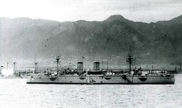 Гибель крейсера «Изумруд»
