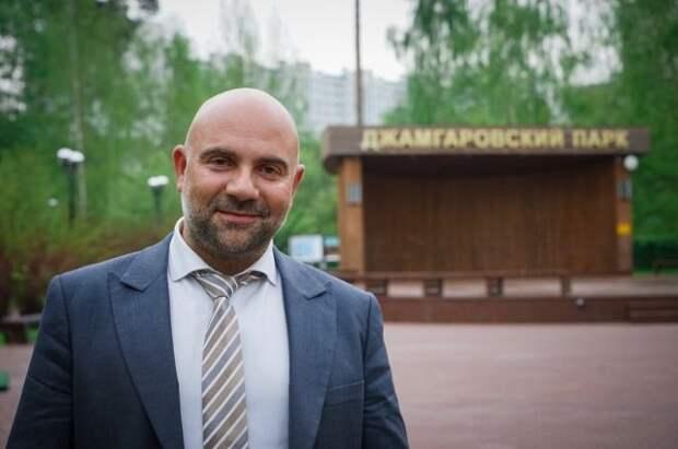 Баженов предложил решение по улучшению детского питания в садах и школах