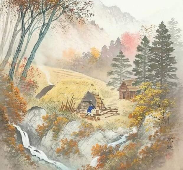 художник Коукеи Кодзима (Koukei Kojima) картины – 22