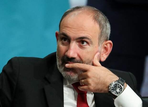 Пашинян ушел в отставку