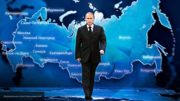Владимир Путин обратился к НАТО