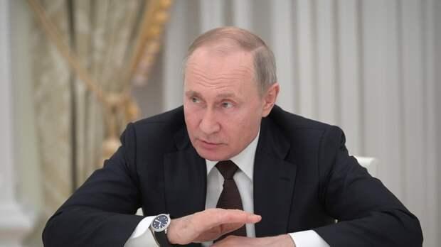 Коронавирус в России. Путин выступил с обращением