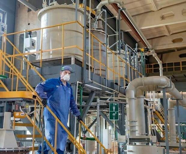 В Росси разработали новый способ производства редких иредкоземельных металлов