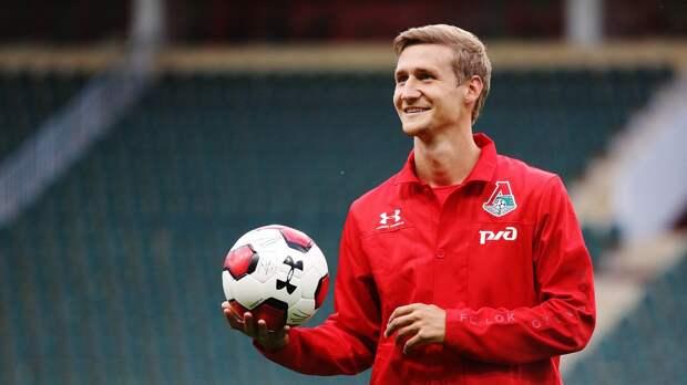 Живоглядов: «Локомотиву» нечего терять в Лиге чемпионов. Мы должны играть в свое удовольствие»