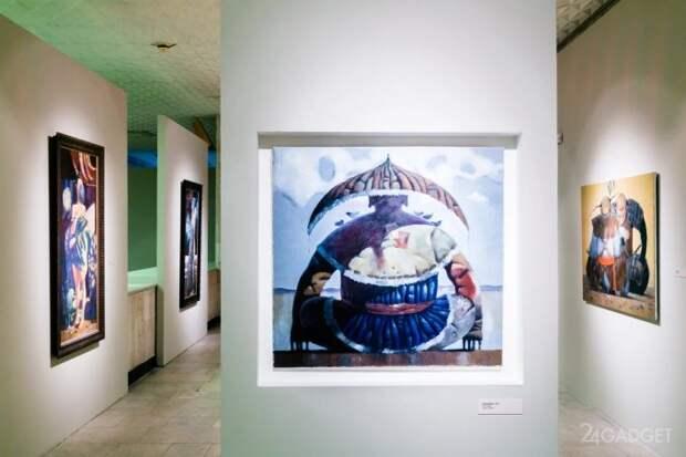 Яндекс открывает доступ в виртуальную Третьяковскую галерею