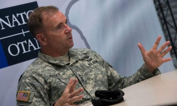 «Мы можем уберечь Россию от ошибки»: генерал Ходжес предостерег Москву от «стратегических промахов»